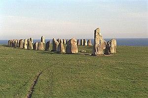 Sweden - Ales stones