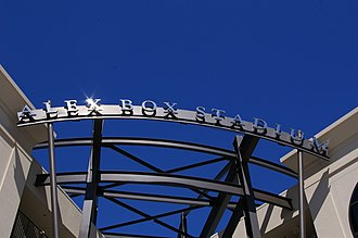 Alex Box Stadium, Skip Bertman Field - Image: Alex Box 154