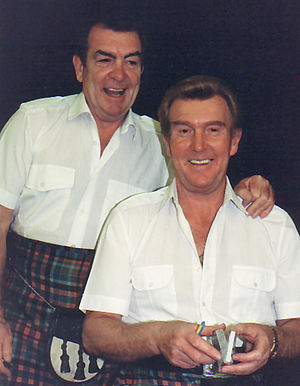 The Alexander Brothers - The Alexander Brothers on tour in Lethbridge, Alberta, Canada, in the 1990s