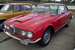Alfa Romeo 2600 - 2600 Sprint