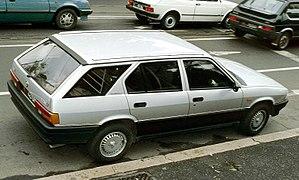 Alfa Romeo 33 - 1984 33 1.5 Giardinetta