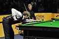 Ali Carter and Jan Verhaas at Snooker German Masters (DerHexer) 2013-02-02 09.jpg