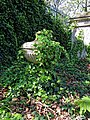 All Hallows Church Tottenham London England - churchyard urn monument 2.jpg