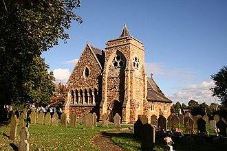 North Hykeham - All Saints church