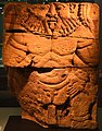 Allard Pierson Museum Bes fragment of pillar from Meroe 7615.jpg