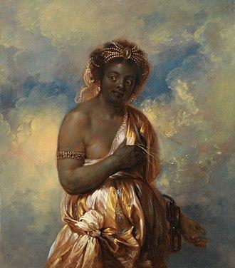 Jan Boeckhorst - Allegory of Africa