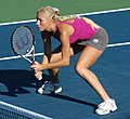 Alona Bondarenko at the 2008 US Open.jpg