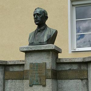 Aloys Sprenger - Bust in Nassereith.
