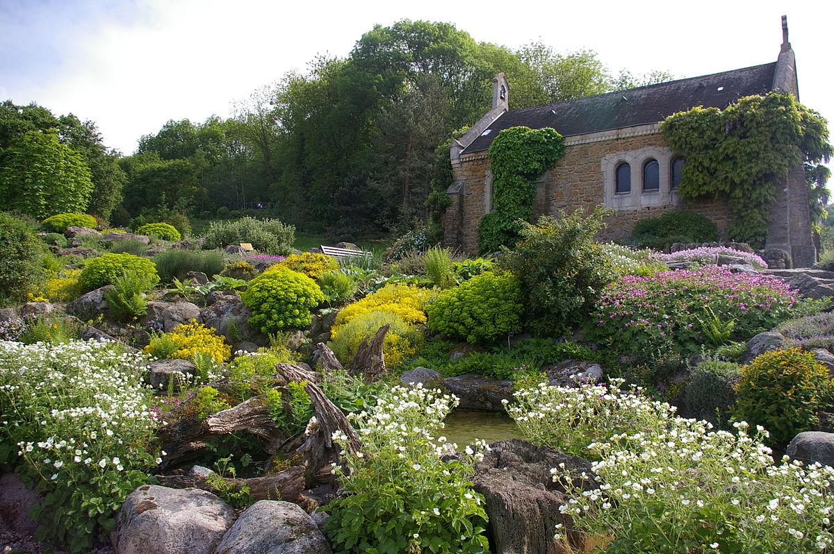 Conservatoire et jardins botaniques de nancy wikip dia for Jardin botanique nancy