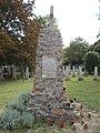 Alsovaros Cemetery, World War I Military Cemetery, Italian soldiers, 2016 Szekszard.jpg