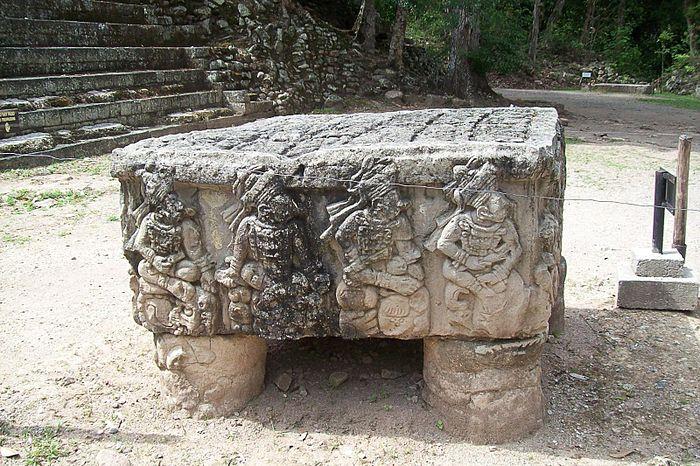 mayan sacrifice table - 640×426