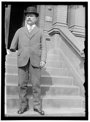 Bucareli Treaty - Álvaro Obregón, President of México (December 1, 1920 – November 30, 1924)