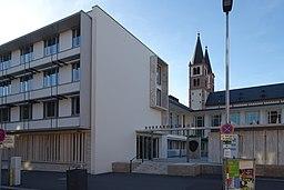 Am Bruderhof in Würzburg