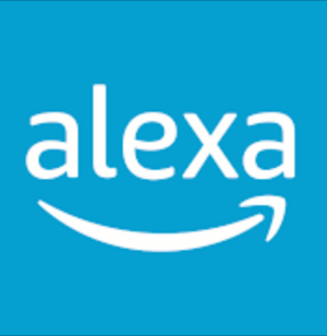 Amazon Alexa - Image: Amazon Alexa App Logo