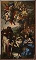 Ambito di deifebo burbarini, morte di san galgano, 1650 ca. 02.jpg
