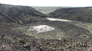 cinder cone in United States of America