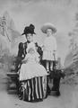 Amelie, Queen of Portugal and her sons, Louis Philippe, Crown Prince and Prince Manuel, Sept. 1890.png