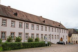 Schloßplatz in Amorbach