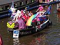 Amsterdam Gay Pride 2013 Vonessen Design boat pic3.JPG