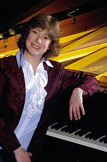 Anna Malikova Uzbekistani pianist