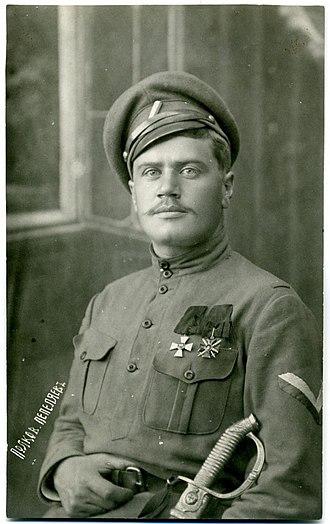 Anatoly Pepelyayev - Anatoly Pepelyayev, 1918