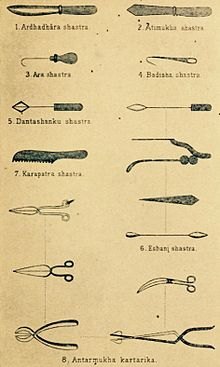 প্রাচীন ভারতীয় পাঠ্য সুশ্রুত সংহিতা শাস্ত্র আবিষ্কার