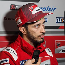 Andrea Dovizioso talks to media.jpg