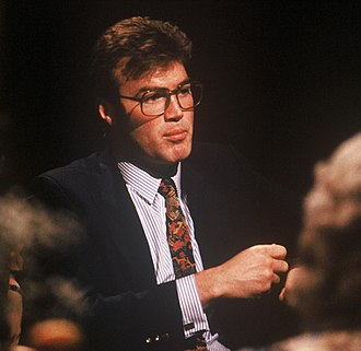 Andrew Morton (writer) - Appearing on television programme After Dark in 1989