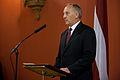 Andris Bērziņš - Valsts prezidenta inaugurācijas pasākumi Saeimā.jpg