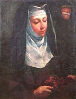 Angeline of Marsciano Italian Tertiary Franciscan foundress