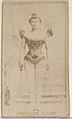 Angeline Allen, from the Actors and Actresses series (N45, Type 8) for Virginia Brights Cigarettes MET DP831363.jpg