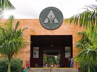 Anhembi Morumbi University Private university in Brazil