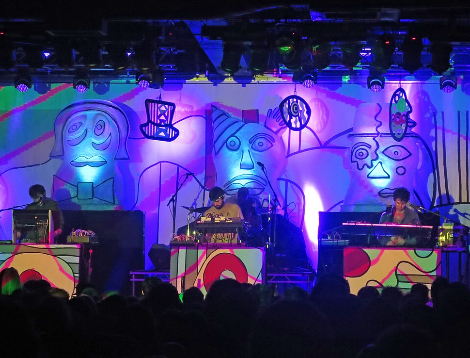 Animal Collective @ The Concord, Chicago 2-27-2016 (24991226889)