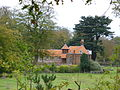 Anmer Hall, Norfolk, has a new roof (geograph 4220666).jpg