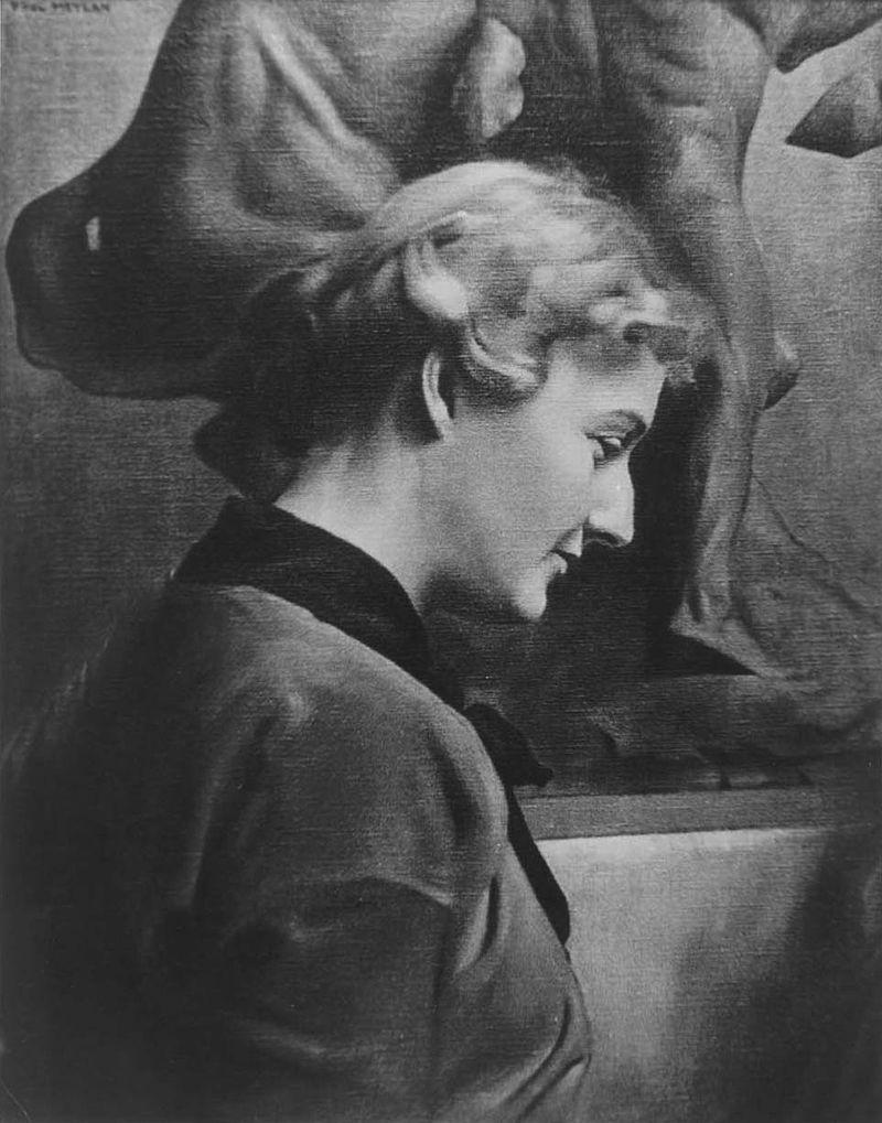 Anna Hyatt Huntington, American sculptor, 1876-1973.jpg