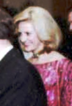 Anna Murdoch Mann - Murdoch Mann in 1981