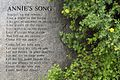 Annie's Song, John Denver Sanctuary (27808144296).jpg