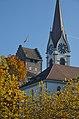Ansicht vom Schulweg auf Schloss und (Reformierte) Kirche Uster 2012-11-14 13-18-37.JPG