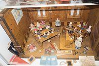 Antique toy schoolhouse for dolls (26939967826).jpg