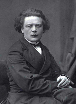 "Anton Rubinstein - ""Van II"": Liszt considered Rubinstein to have a physical likeness to Ludwig van Beethoven."