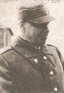 Antoni Szylling Polish general