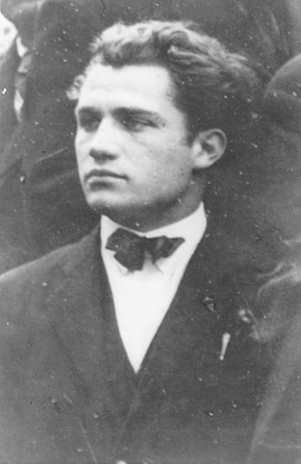 Antonio Sicurezza - Photo of young Antonio Sicurezza, date unknown