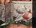 Antonio da negroponte, madonna in trono col bambino tra angeli, 1450-60 ca. 18 piccione.jpg