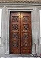 Antonio manetti, porta di accesso alc hiostro di s. lorenzo, 1460, 01.JPG