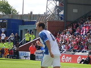 Antony Kay English footballer