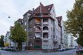 Apartment house Kriegerstrasse Isernhagener Strasse List Hannover Germany.jpg