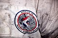 Apollo 15 spacesuit patch - Smithsonian Air and Space Museum - 2012-05-15 (7276435246).jpg