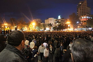 2011 Armenian protests