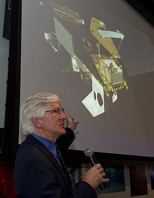 Roy Spencer (scientist) - Image: Aqua Celebrates Ten Years
