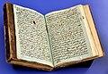 Arabic manuscript with parts of Arabian Nights, collected by scholar and traveler Heinrich Friedrich von Diez, 19th century CE.jpg
